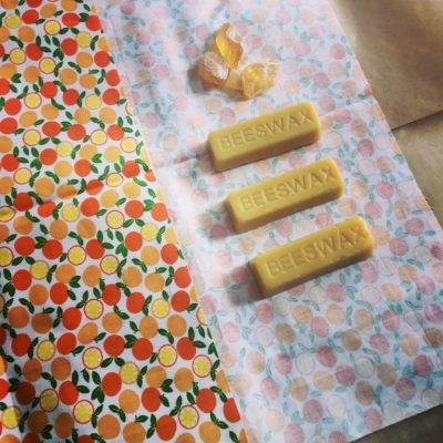 How to make 🐝 Beeswax Wraps 🐝